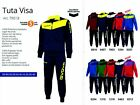 Tracksuit Givova Model Visa Jumpsuits Relaxation Training Free Time Football