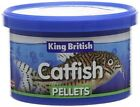 KING BRITISH CATFISH PELLETS 65G OR 200G CATFISH & OTHER ALGAE EATERS