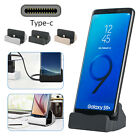 USB 3.1 Type C Charger Dock Cradle Sync Cradle Stand Holder For Samsung S9 S8