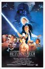 STAR WARS MOVIE POSTERS - Classic Movie Artwork (Size 24x36 inches) фото