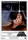 STAR WARS MOVIE POSTERS - Classic Movie Artwork (Size 24x36 inches) $9.99 USD on eBay
