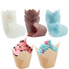 50PCs Cake Cup Paper Cupcake Tool Party Tray Decorating DIY Kitchen Baking Tool