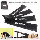 Yoga Heavy Duty Resistance Band Loop Power GYM Workout Exercise Fitness Hot Sale image