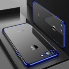 Luxury Ultra Slim Shockproof Bumper Case Cover For Apple iPhone 8 7 6S Plus 5s X <br/> FREE  Screen Protector,1st Class Post,UK Quick Dispatch