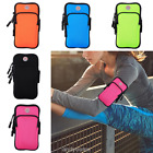 Sports Armband Case Cover Running Arm Band Pouch Card Holder Bag For Phones New