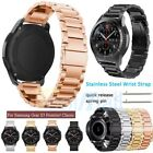 New Stainless Steel Wrist Bracelet Clasp For Samsung Gear S3 Classic / Frontier