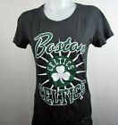 Boston Celtics adidas Women's L Gray Short Sleeve Graphic T-shirt NBA on eBay