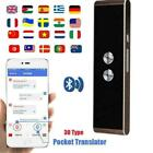 Rechargeable Smart Two-Way Real Time Multi-Language Voice Translator Translation