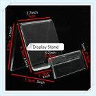50 100 200 Clear Acrylic Retail Shop Display Stand Purse Phone Case Holder 7cm