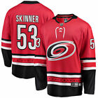 Fanatics Branded Jeff Skinner Carolina Hurricanes Red Breakaway Player Jersey