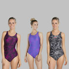 Speedo Boom Allover Muscleback  Womens Swimsuit - Choice of Colour rrp£37