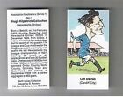 ROWLAND football (Soccer) Player Caricature Cards Series 1 to 5 – VARIOUS