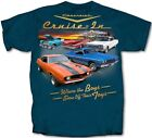 GM / Chevrolet Classic Collection Cruise In MIDNIGHT BLUE Adult T-Shirt