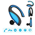 Wireless Bluetooth Headset Handsfree Earphone HD MIC for Samsung S9 S8 S7 LG V30