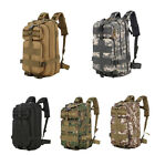 30L 3P Combat Military Backpack Rucksack Tactical Camping Hiking Bag Outdoor US