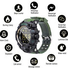 Waterproof Bluetooth Sport Smart Watch Phone Mate For Android IOS iPhone Samsung