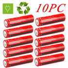 Lot 18650 3.7V 3000mAh Li-ion Rechargeable Battery Cell For Torch Flashlight