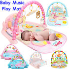 Внешний вид - 3 IN 1 Baby Fitness Kick Play Musical Piano Gym Play Exercise Mat Remote Control