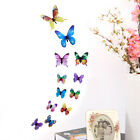 Fashion 3D DIY Wall Sticker Stickers Butterfly Home Decor Room Decorations New