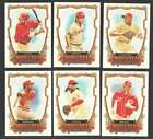 2013 Topps Allen & Ginter Across The Years Baseball Set ** Pick Your Team **