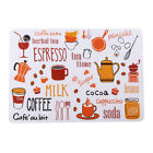 Cute Kitchen Waterproof Placemat Table Runner Heat-resistant Dinner Mat Pad S