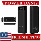 Sunydeal 80000mAh Power Bank LCD Dexterous Charging External Battery Charger Pack