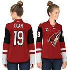 Reebok Shane Doan Arizona Coyotes Womens Garnet Premier Player Home Jersey