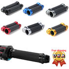 "Motorcycle 7/8"" Handlebar Hand Grips Gel For Suzuki GSXR 750 1000 Honda CBR600RR $9.9 USD on eBay"