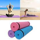 173*60*0.4cm Yoga Mat Workout Exercise Gym Fitness Pilates Non-Slip Cushion