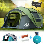 Kyпить Instant Pop Up 4-5 Person Camping Tent Waterproof Family Backpacking Hiking Tent на еВаy.соm