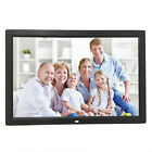 """12""""/14""""/15"""" HD LCD Digital Photo Frame with Multimedia Playback Touch Button USA"""