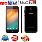 "Unlocked Kocaso 5.1"" Smartphone Dual Sim Android Mobile Phone Wifi Gps Hd Us"