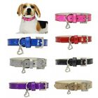 1 Piece Bling Dog Cat Collars For Large Small Dogs With Heart Shape Pandent