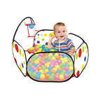 Toddler Children Portable Travel Playpen Tent Ball Pool Play House Play Space US