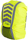 Andes High Vis Waterproof Running/Cycling Rucksack Backpack Rain Cover