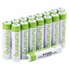 Lumsing 1.2V AA AAA NI-MH 1100/2500/2850mAh Rechargeable Batteries - Charger US