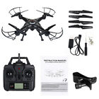 X5SW X5UW 2.4G 4CH FPV Altitude Hold Headless Mode RC Drone with WIFI HD Camera
