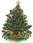 Christmas Tree Select-A-Size Waterslide Ceramic Decals Xx  image