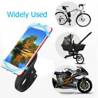 Universal Motorcycle Bike MTB Handlebar Phone Holder Baby Car Stroller Mount