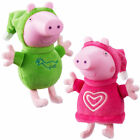 Peppa Pig GLOW FRIENDS Light Up Plush Soft Toys - Peppa or George New
