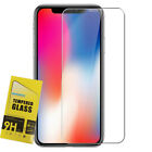 For iPhone X/Xs, Xr, X-MAX Real,7/8 Tempered Glass Screen Protector Film Guard