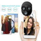 Turntable HD 20x Optical Zoom Clip on Camera Lens Phone For Universal Cell Phone