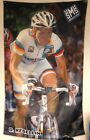 Davide Rebellin UCI World Cup 2004 Cycling Poster - Made by Santini