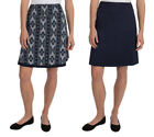 Tranquility by Colorado Clothing Reversible Skirt, Pick your Color and Size, NWT