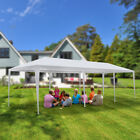 Mcombo 10' x 30' Party Tent Gazebo Wedding Canopy With Removable  Sidewalls 1030
