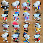 McDonalds Happy Meal Toy 1999 Snoopy World Tour Plastic Toys - Various Countries