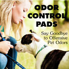 Say Good Bye to Pet Odors Where They Lie.. Odor Adios Pads - Pet Odor Eliminator