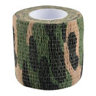 2Roll Self-adhesive Camouflage Wrap Rifle Gun Hunting Camping Camo Stealth TapeOther Hunting Clothing & Accs - 159036