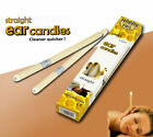 US 100% Natural Beeswax Candling Cones for Ear Candling Homeopathic Aromatherapy