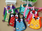 Wholesale lot of Chinese Ethnic Owl Phone Purse Jewelry Pouches Coin Wallet Bags
